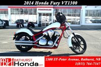 Honda VT1300 Fury 2014