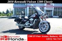 2010 Kawasaki Vulcan 1200 Classic