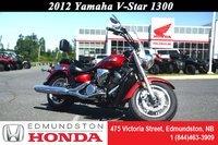 2012 Yamaha V-Star 1300