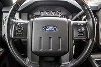 Ford F250 SUPER DUTY PLATINE-TOIT-CUIR-CAMERA-BANCCHAUFFANT-TRÈS PROPRE 2015