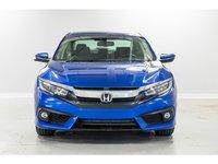 2016 Honda Civic Touring Cuir, mags, CVT!