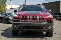 Jeep Cherokee TRAILHAWK CUIR V6 CAMERA 4x4 2016