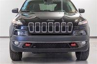Jeep Cherokee TRAILHAWK AWD 4x4 CUIR CAMÉRA DE RECUL BLUETOOTH 2016