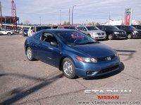 2008 Honda Civic Cpe DX-G
