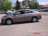 2015 Nissan Sentra SV Luxury Package