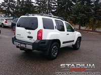 2015 Nissan Xterra PRO-4X Leather