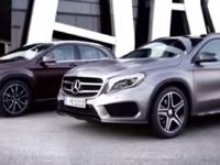 Découvrez la bande-annonce de la nouvelle Mercedes-Benz Classe GLA