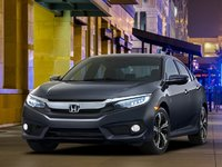 Les détails sur la Honda Civic 2016