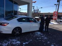 Great experience at Civic Motors