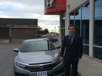 Honda Civic 2016 *Sales Department*