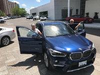 Notre première BMW