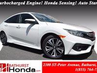 2016 Honda Civic Sedan EX-T HS BODY KIT! Turbocharged Engine! Honda Sensing! Power Moonroof! Backup and Lane Camera! Push Start!