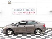2012 Honda Civic LX 56 MPG! SAVE $$$