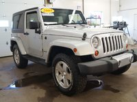 2008 Jeep Wrangler Sahara  4x4 - MUST SEE - EASY FINANCING AVAILABLE!