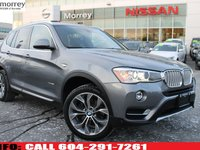2015 BMW X3 XDrive28i LOW KMS WE PAY TOP $ FOR YOUR TRADE!