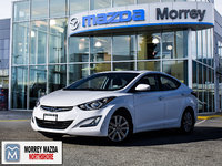 2015 Hyundai Elantra SE at Only 11,000 km! What a find! Like new. Buy here.