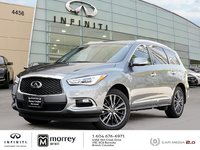 2017 Infiniti QX60 Premium Deluxe Touring Package Manager's Household Vehicle - Pristine Condition !