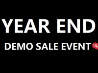 2018 Infiniti QX80 8-Passenger YEAR END DEMO SALE! Last One! Best Luxury SUV