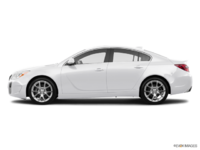 2016 Buick Regal GS | Photo 1 | White Frost