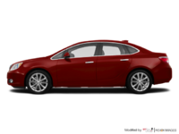 2016 Buick Verano CONVENIENCE | Photo 1 | Crystal Red Tintcoat