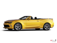 2016 Chevrolet Camaro convertible 1LT | Photo 1 | Bright Yellow