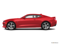 2016 Chevrolet Camaro coupe 1SS | Photo 1 | Red Hot