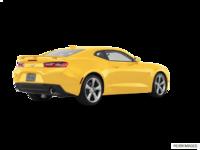 2016 Chevrolet Camaro coupe 1SS | Photo 2 | Bright Yellow