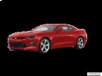 2016 Chevrolet Camaro coupe 1SS | Photo 3 | Garnet Red