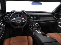 2016 Chevrolet Camaro coupe 2SS | Photo 3 | Kalahari Leather