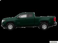 2016 Chevrolet Colorado WT | Photo 1 | Rainforest Green Metallic