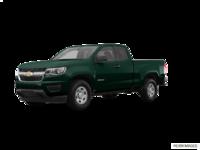 2016 Chevrolet Colorado WT | Photo 3 | Rainforest Green Metallic