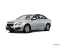 2016 Chevrolet Cruze Limited 1LT | Photo 3 | Silver Ice Metallic