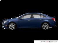 2016 Chevrolet Cruze Limited LTZ   Photo 1   Blue Ray Metallic