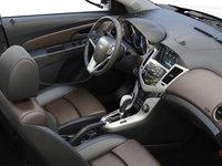 2016 Chevrolet Cruze Limited LTZ   Photo 1   Jet Black/Brownstone Meridian Leather