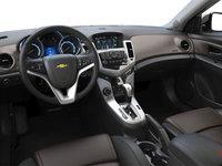 2016 Chevrolet Cruze Limited LTZ   Photo 3   Jet Black/Brownstone Meridian Leather
