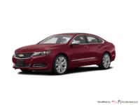 2016 Chevrolet Impala LTZ | Photo 3 | Siren Red