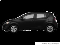 2016 Chevrolet Sonic Hatchback LS   Photo 1   Mosaic Black Metallic