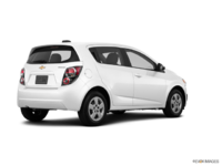2016 Chevrolet Sonic Hatchback LS   Photo 2   Summit White