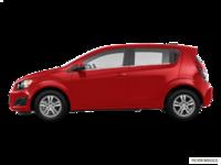2016 Chevrolet Sonic Hatchback LT | Photo 1 | Red Hot