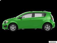 2016 Chevrolet Sonic Hatchback LT   Photo 1   Dragon Green Metallic