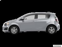 2016 Chevrolet Sonic Hatchback LT   Photo 1   Silver Ice Metallic