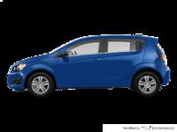 2016 Chevrolet Sonic Hatchback LT   Photo 1   Kinetic Blue Metallic