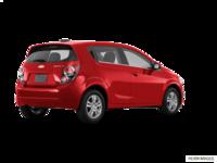 2016 Chevrolet Sonic Hatchback LT   Photo 2   Red Hot