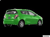 2016 Chevrolet Sonic Hatchback LT   Photo 2   Dragon Green Metallic