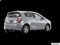 2016 Chevrolet Sonic Hatchback LT   Photo 2   Silver Ice Metallic