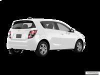 2016 Chevrolet Sonic Hatchback LT   Photo 2   Summit White
