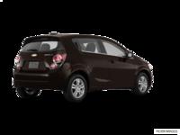 2016 Chevrolet Sonic Hatchback LT   Photo 2   Mocha Bronze Metallic