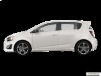2016 Chevrolet Sonic Hatchback RS | Photo 1 | White Diamond