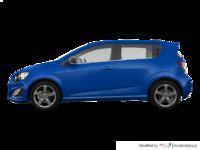 2016 Chevrolet Sonic Hatchback RS | Photo 1 | Kinetic Blue Metallic