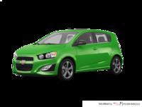 2016 Chevrolet Sonic Hatchback RS | Photo 3 | Dragon Green Metallic